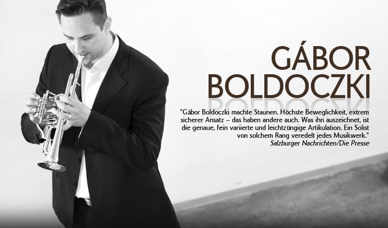Konzerte - Trompeten-Virtuose Gábor Boldoczki | trumpet virtuoso